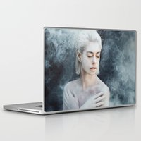 illusion Laptop & iPad Skins featuring Illusion by Jovana Rikalo