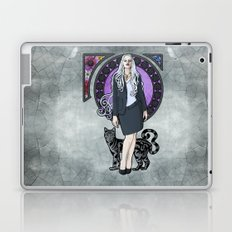 Queen of Air and Darkness Laptop & iPad Skin