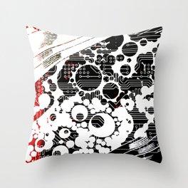 BK abstrakt 1 Throw Pillow