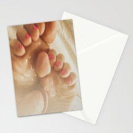 BDSM FOOT FETISH KINKY FUCKING Stationery Cards