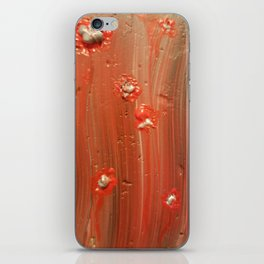 Blister blooms iPhone Skin