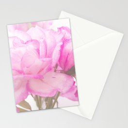 Light Pink Blend Rose #1 #floral #decor #art #society6 Stationery Cards