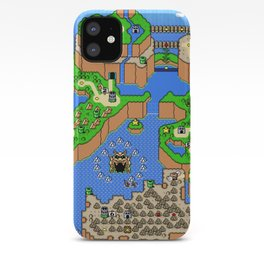 The World of Super Mario iPhone Case