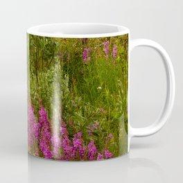 Alaskan Glacier & Fireweed Coffee Mug