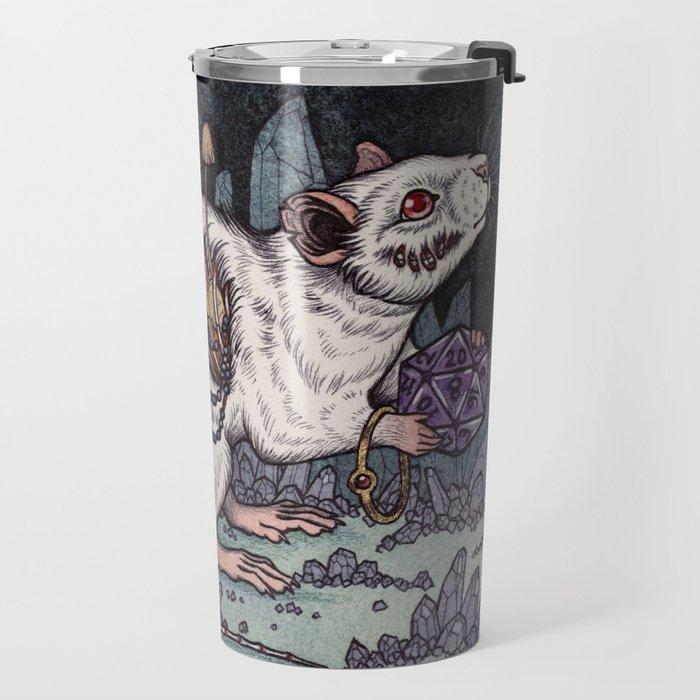 Sorcerer's Familiar Travel Mug