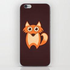 Lil' Fox iPhone & iPod Skin