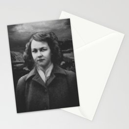 Flannery O'Conner Stationery Cards