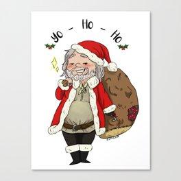 Yo-Ho-Ho Canvas Print