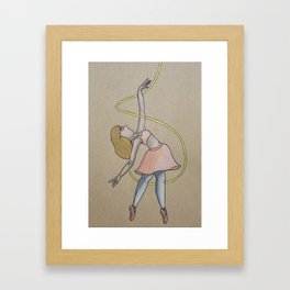 Magee Framed Art Print