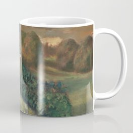 Edgar Degas - Four Dancers, 1889 Coffee Mug