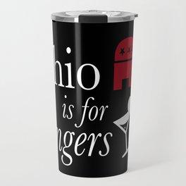Ohio is for Swingers-reverse Travel Mug