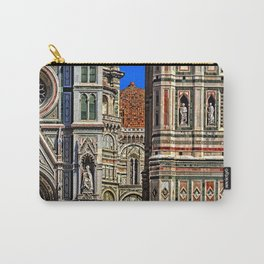 Renaissance Architecture in Florence Carry-All Pouch