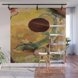 """"""" Lizard """" Wall Mural"""