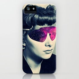 Vision Of The Seer/ Come To Be iPhone Case