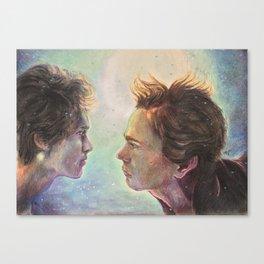 21:21 Canvas Print