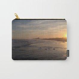 Beach Sunset Carry-All Pouch