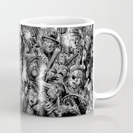 Frankenstein Villagers Coffee Mug