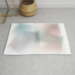 Blurred Colors Rug