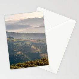 Vineyards, the Vale do Douro near Regua Stationery Cards