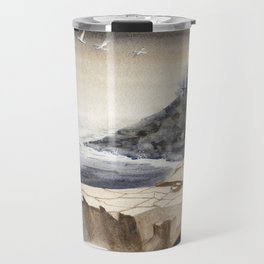 Under The Moonlight Travel Mug