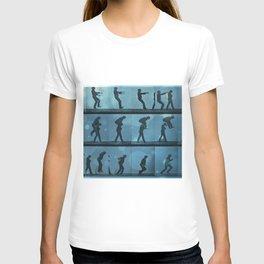 movement jump T-shirt