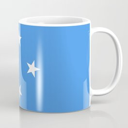 Micronesia country flag Coffee Mug