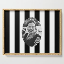 rosa parks Serving Tray