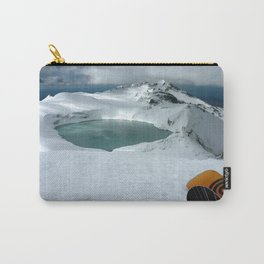 New Zealand, Mt Ruapehu Carry-All Pouch