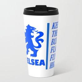 Slogan Chelsea Metal Travel Mug