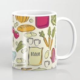 Cookin' Coffee Mug