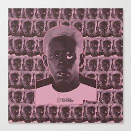 One-Eyed Okonma Canvas Print