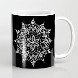 Cosmos Doily Coffee Mug