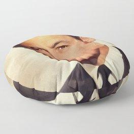 William Holden, Vintage Actor Floor Pillow