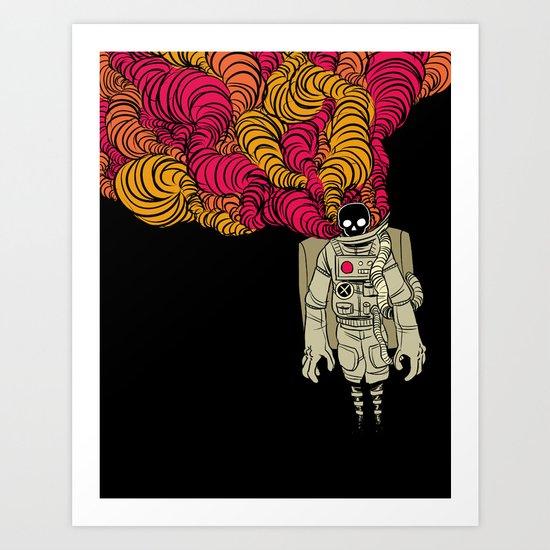 cosmorot Art Print