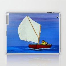 Little sailboat Laptop & iPad Skin