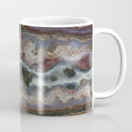 Cady Mountain Banded Agate Coffee Mug