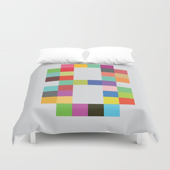 Eight Bit Duvet Cover