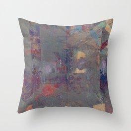 sextet (disquiet one) Throw Pillow