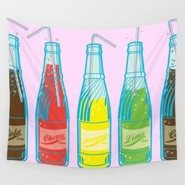 Sodapop Wall Tapestry