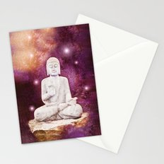 BUDDHA | Red Lights Stationery Cards