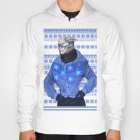 garrus Hoodies featuring Advances in Christmas Sweaters - Garrus by Weissidian