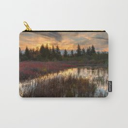 Autumn Dolly Sods Sunset Carry-All Pouch