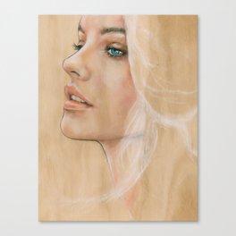 Resolve Canvas Print