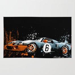 FORD GT40 MK1 Rug