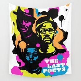 Soul Activism :: The Last Poets Wall Tapestry