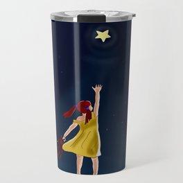 Reaching for the stars Travel Mug