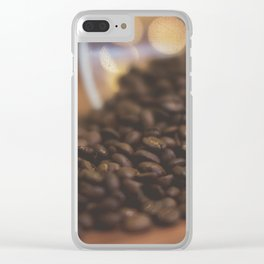 Breaktime Clear iPhone Case