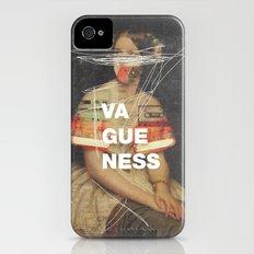Vagueness iPhone (4, 4s) Slim Case