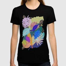 Lush Leaves 2 T-shirt