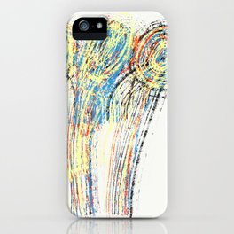 Lonliness Fears 20 iPhone Case